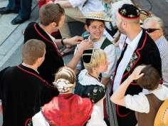 Eidgenössischen Trachtenfest in Schwyz, 4. - 6. Juni 2010