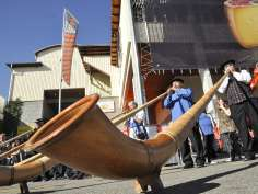 Tag der Volkskultur, OLMA, 19.10.2013
